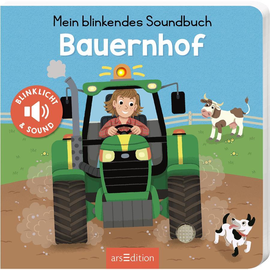 arsEdition Mein blinkendes Soundbuch Bauernhof