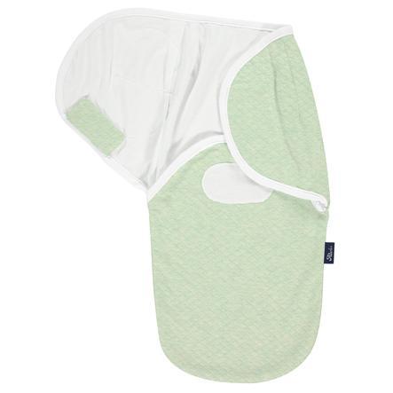 "Alvi ® Wrap ""Harmony"" Special Fabric Quilt turkis"