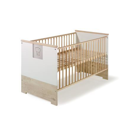 SCHARDT Eco Slide Lit bébé évolutif 70 x 140 cm