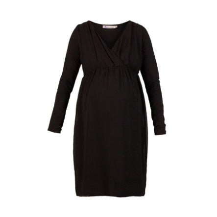 QUEEN MUM Robe de grossesse black