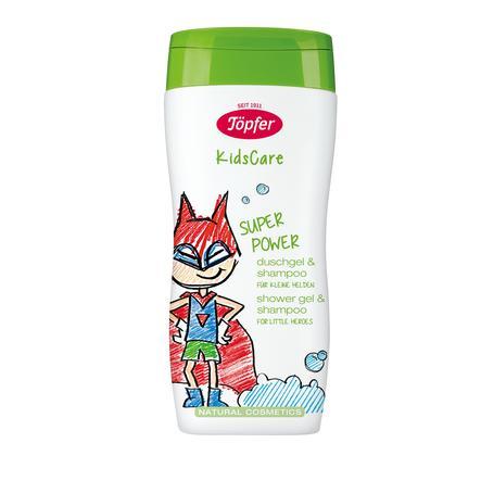Töpfer Duschgel & Shampoo KidsCare Superpower 200 ml