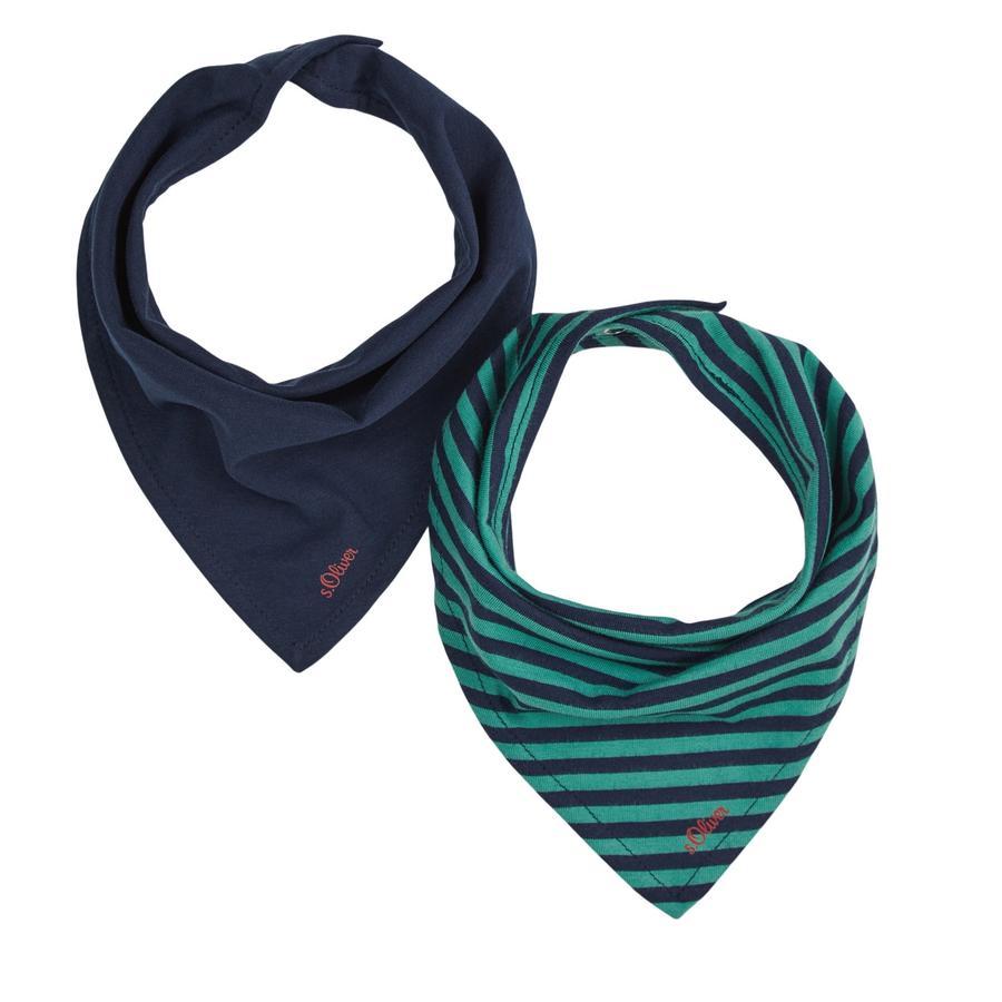 s. Olive r Foulard Triangle Multipack