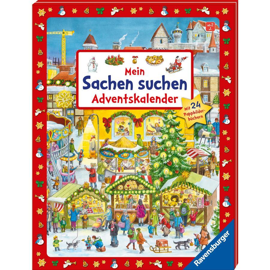 Ravensburger Mein Sachen suchen Adventskalender