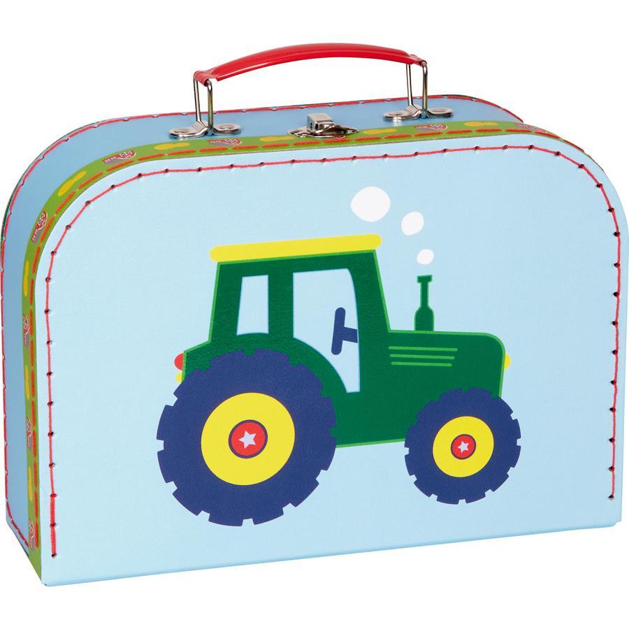 SPIEGELBURG COPPENRATH Großer Spielkoffer mit Sound Traktor (Wenn ich mal groß bin)