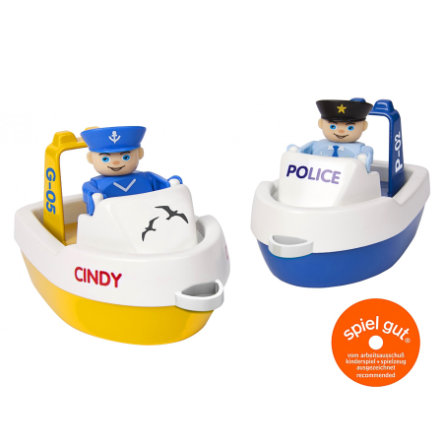 BIG Waterplay - Coffret bateaux Boat
