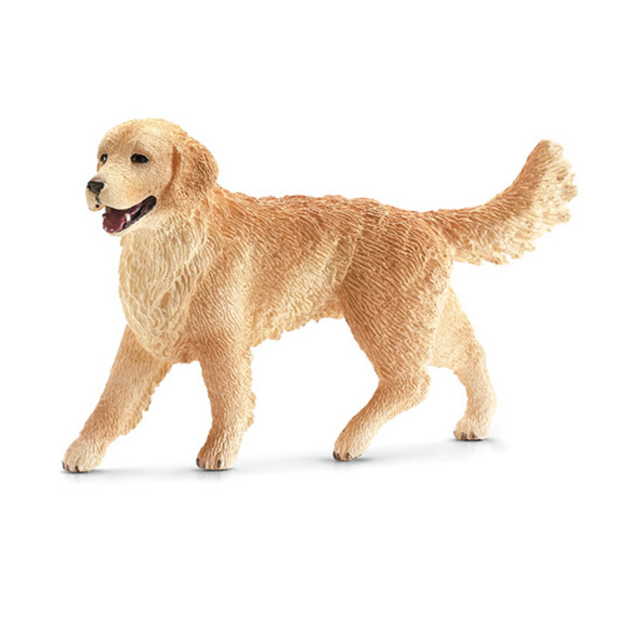 SCHLEICH Female Golden Retriever 16395