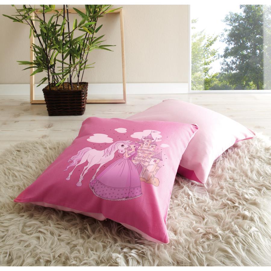 TiCAA Kissen-Set Horse (Pink)