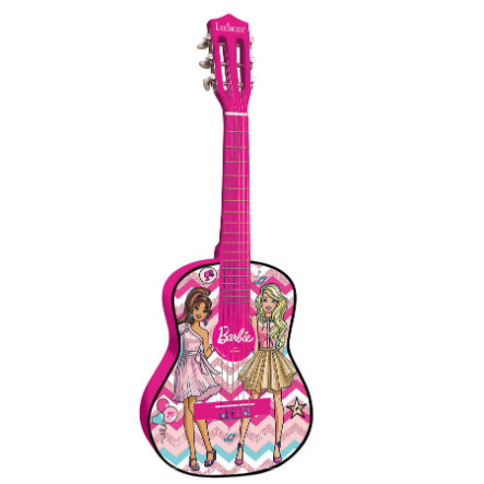 LEXIBOOK Barbie Akustikgitarre 78 cm