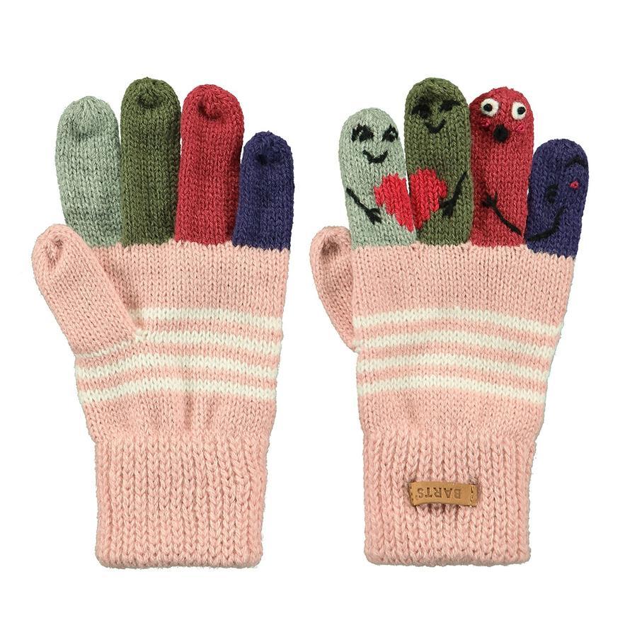BARTS Handschuhe Puppet dusty pink