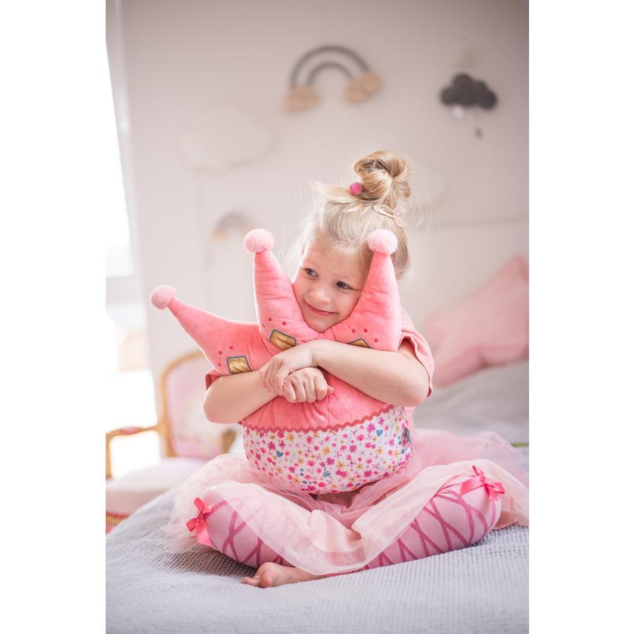 SPIEGELBURG COPPENRATH Kronen-Kissen Prinzessin Lillifee (Glitter & Gold)