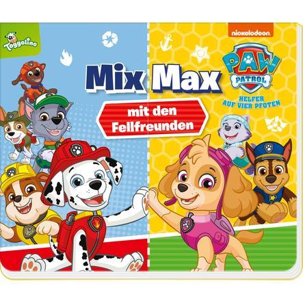 CARLSEN PAW Patrol: Mix-Max mit den Fellfreunden