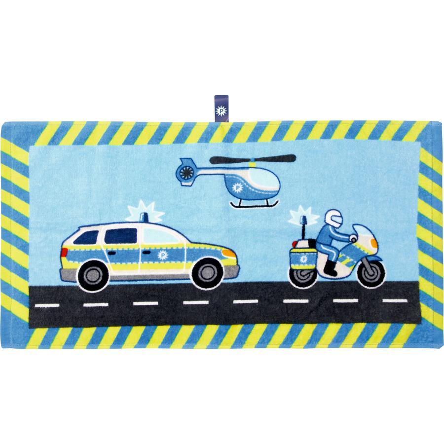 SPIEGELBURG COPPENRATH Zauberhandtuch Polizei (Wenn ich mal groß bin)