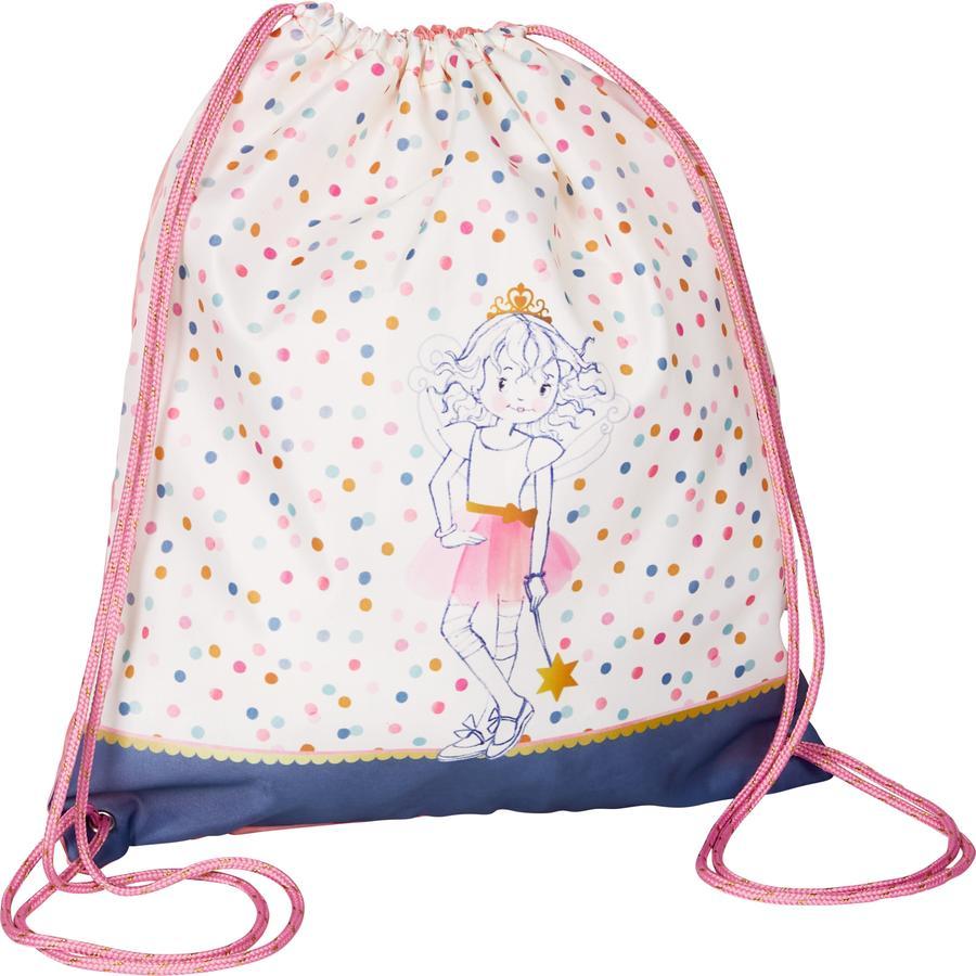 SPIEGELBURG COPPENRATH Gym Bag Princess Lillifee (Glitter & Gold)