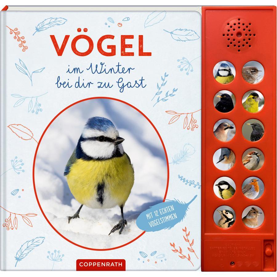 SPIEGELBURG COPPENRATH Vögel im Winter bei dir zu Gast (Soundbuch)