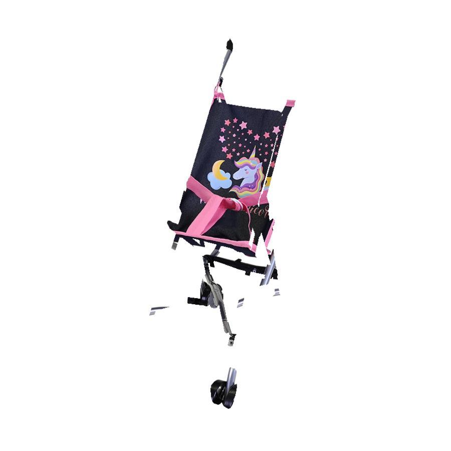 """knorr® toys Puppenbuggy Sim - """"Magic Unicorn"""""""
