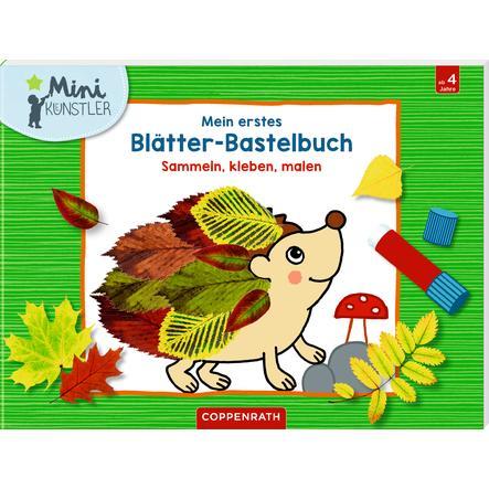 SPIEGELBURG COPPENRATH Mein erstes Blätter-Bastelbuch (Mini-Künstler)