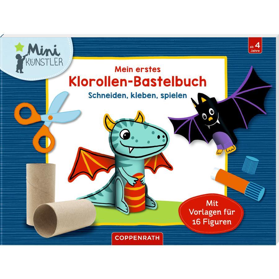 SPIEGELBURG COPPENRATH Mein erstes Klorollen-Bastelbuch (Mini-Künstler)