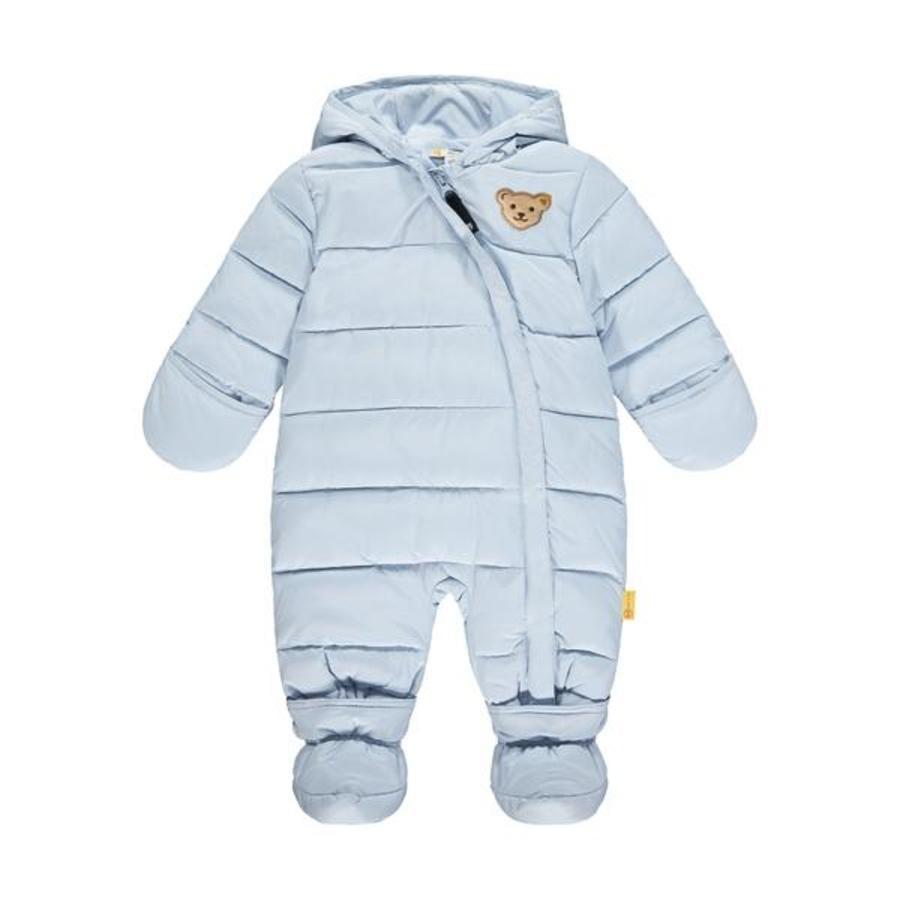 Steiff Schneeanzug baby blue