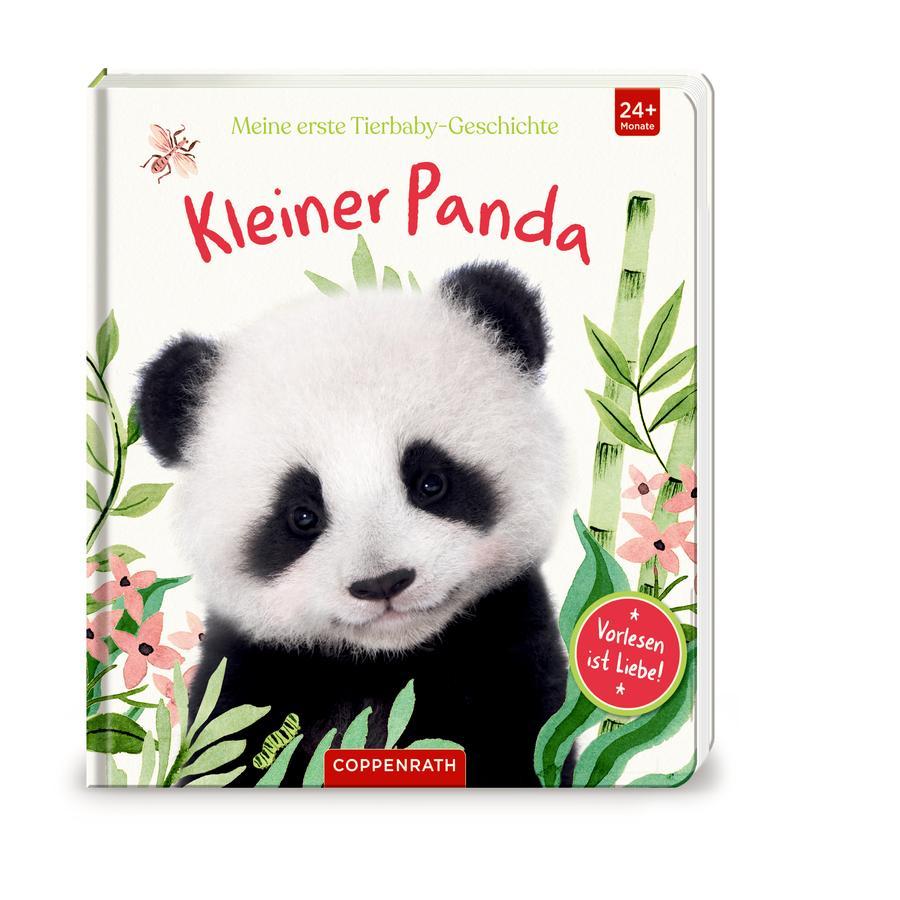 SPIEGELBURG COPPENRATH Meine erste Tierbaby-Geschichte: Kleiner Panda