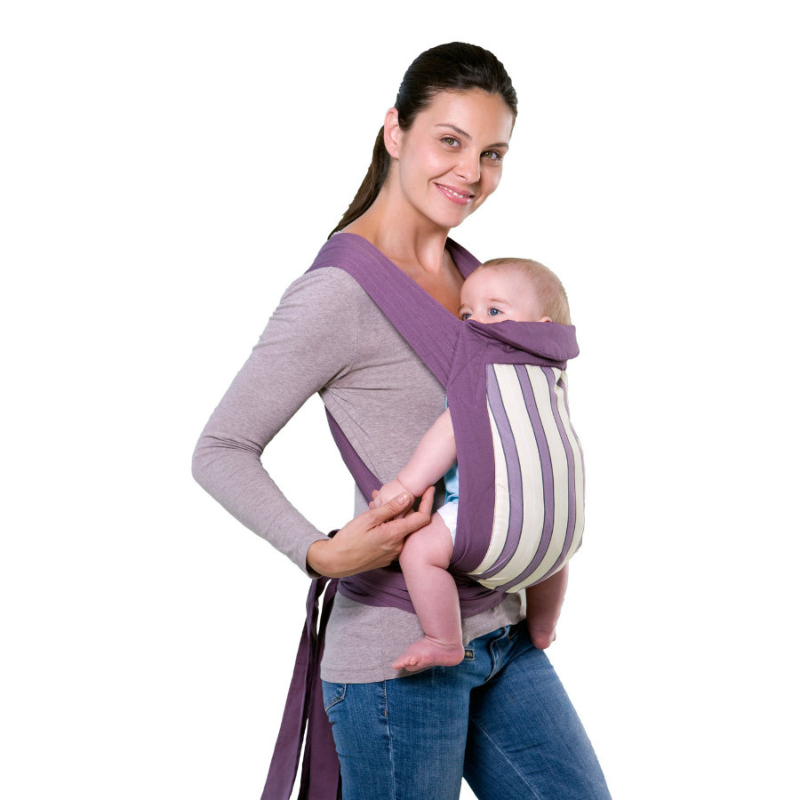 AMAZONAS Baby Carrier Mei Tai Blueberry