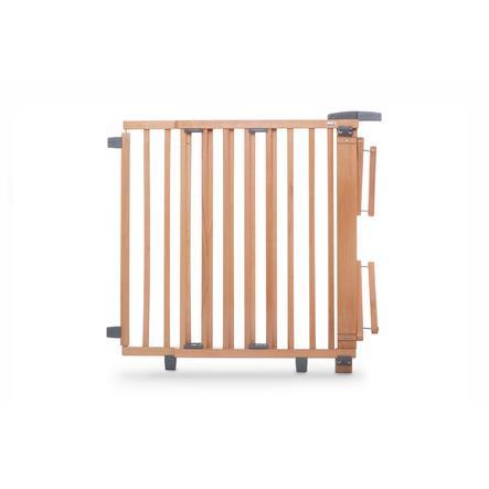 Geuther Barrière de sécurité enfant escaliers 2733, 67 - 107 cm, naturel