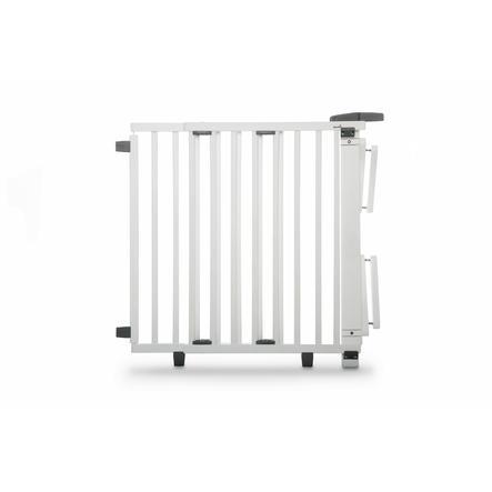 geuther Schwenk-Treppenschutzgitter 67 - 107 cm weiß