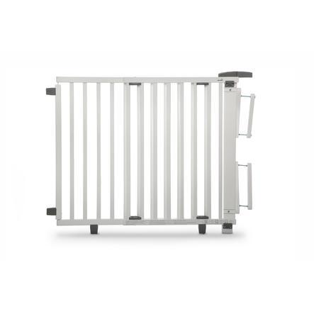 geuther Schwenk-Treppenschutzgitter 95 - 135 cm weiß