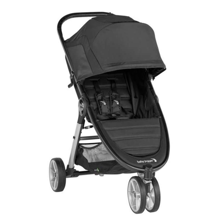 baby jogger 3-hjulig barnvagn City Mini 2 Opulent Black