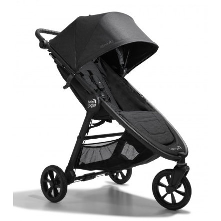 baby jogger Sports Car City Mini GT2 Opulent Black