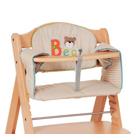 Polstrování do jídelní židličky HAUCK Comfort pro Alpha Bear 2014