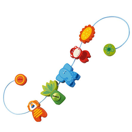 HABA barnvagnskedjan Djungelbandet