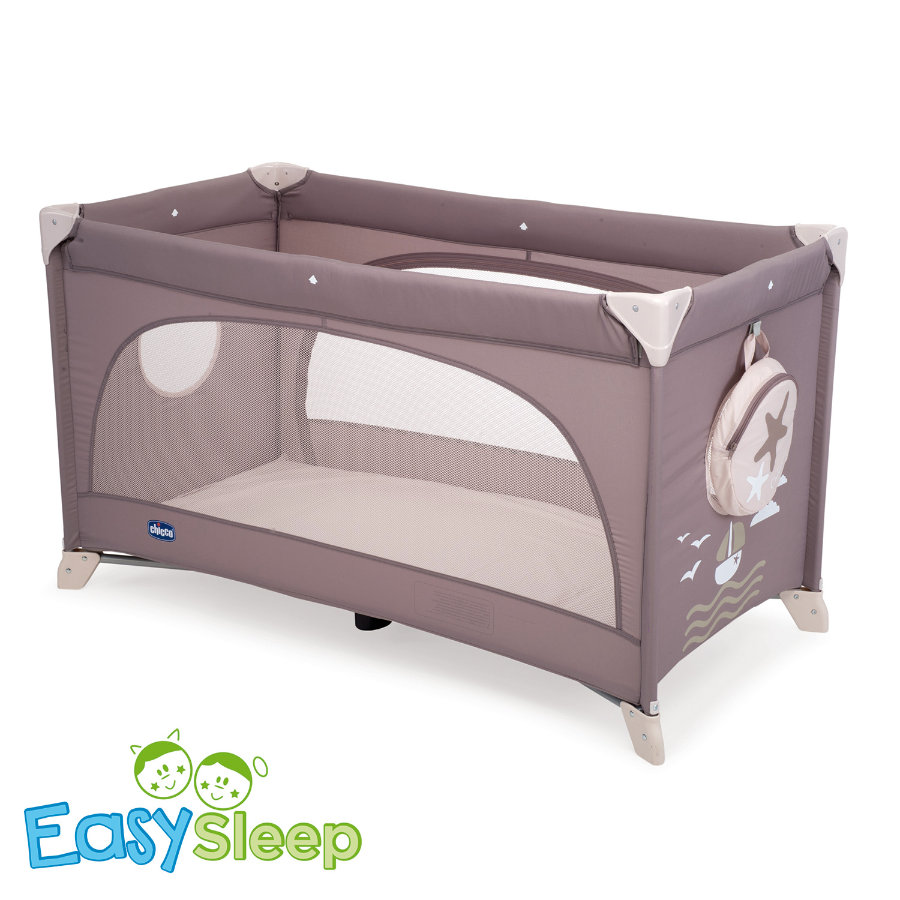 CHICCO Travel Cot EASY SLEEP MIRAGE Collection 2015