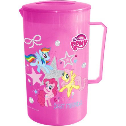 P:OS Kubek na sok + 4 kubki My little Pony