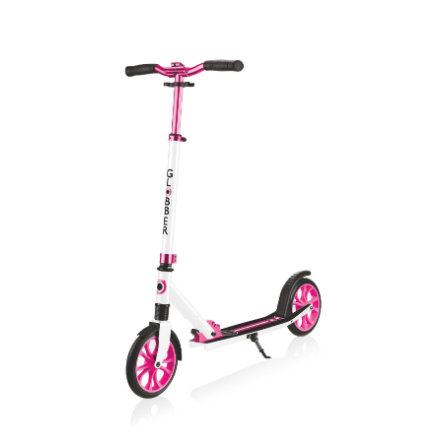 GLOBBER Scoot er One NL500-205, wit-roze