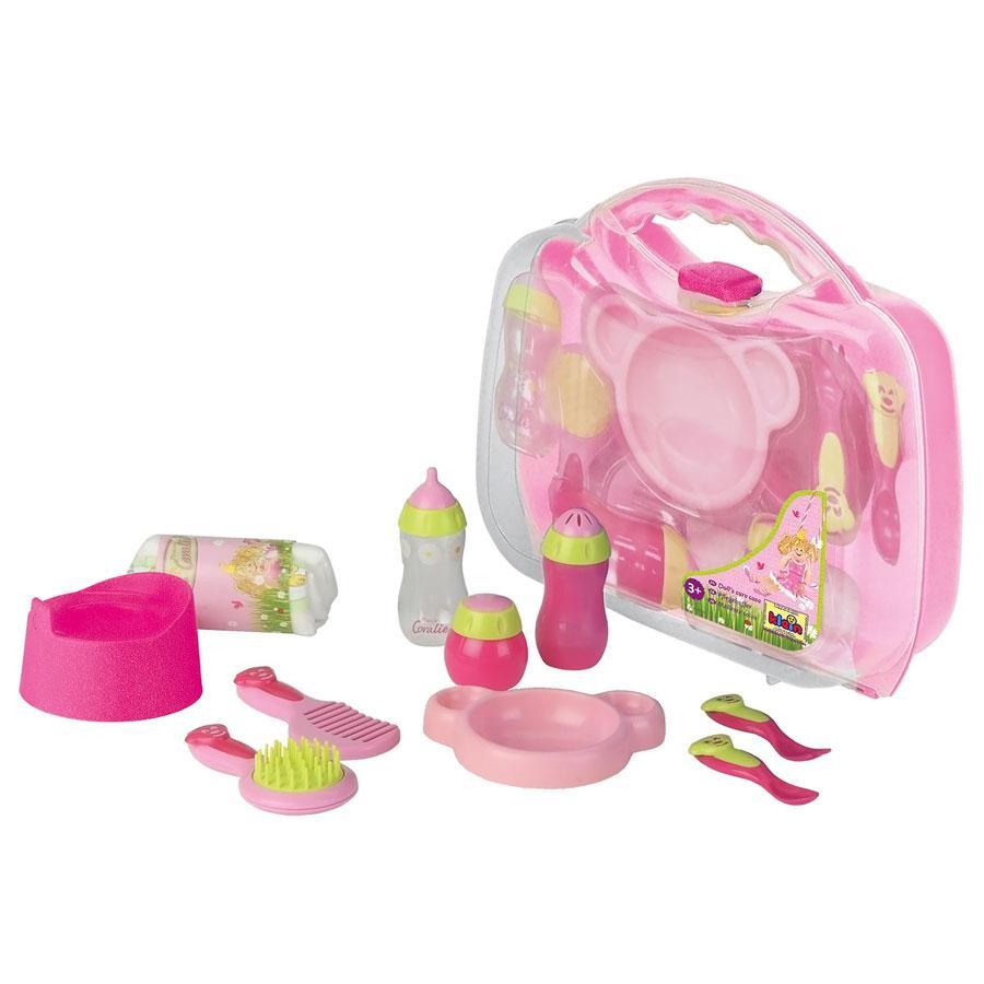 KLEIN speelgoed babykoffer PRINSES CORALIE groot