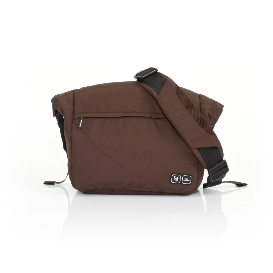 ABC DESIGN Luiertas Courier chestnut Collectie 2015