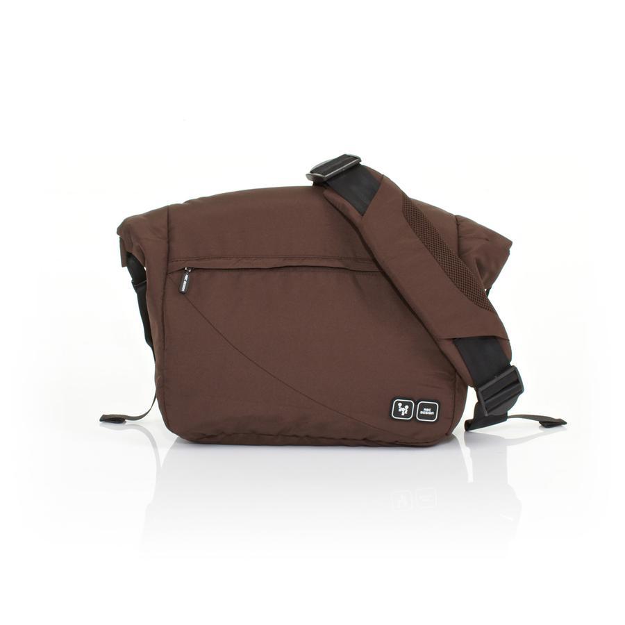 ABC DESIGN Nappy Bag Courier chestnut Collection 2015