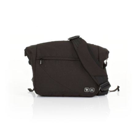 ABC DESIGN Skötväska Courier black