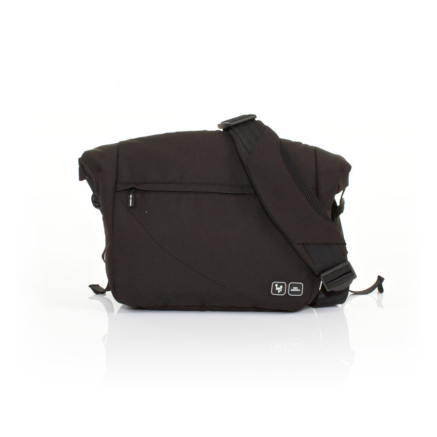 ABC DESIGN Nappy Bag Courier black