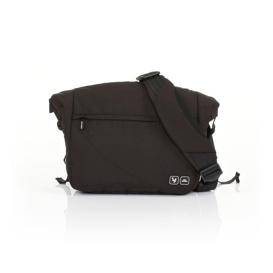 ABC DESIGN Přebalovací taška Courier black