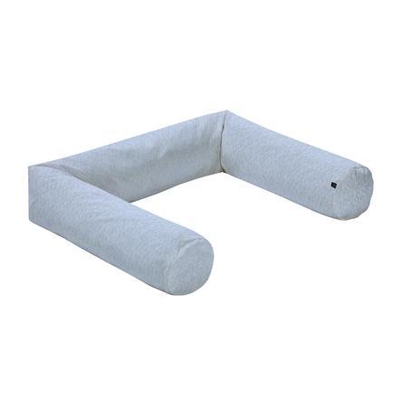Alvi® Nestchenschlange Special Fabric Quilt aqua