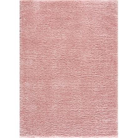 LIVONE Happy Rugs LUXARY Růžový dětský koberec 120 x 170 cm