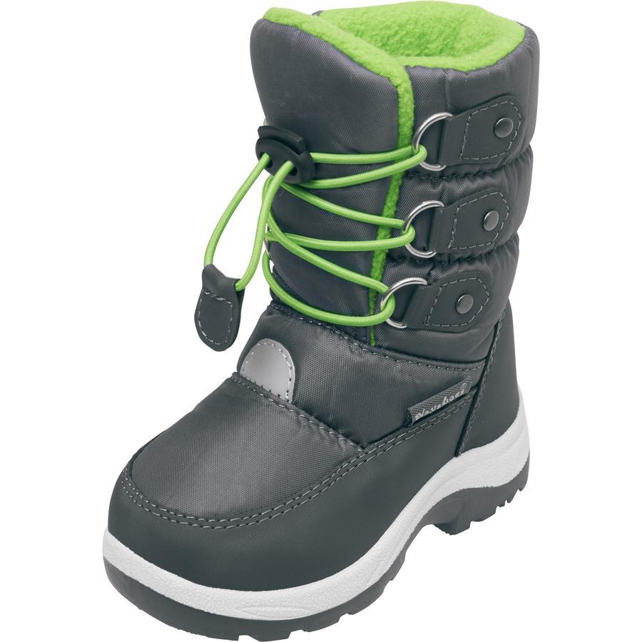 Playshoes Winter-Bootie grün