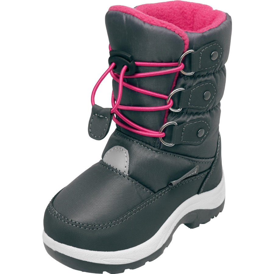 Playshoes Winter-Bootie pink