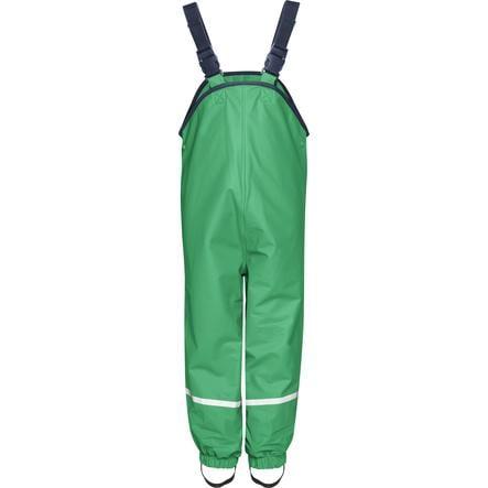 Playshoes  Fleece koersbroek groen