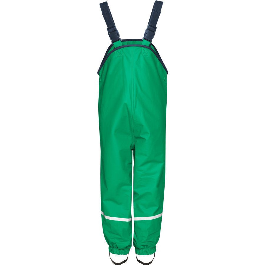 Playshoes  Fleece lappuhousut vihreät