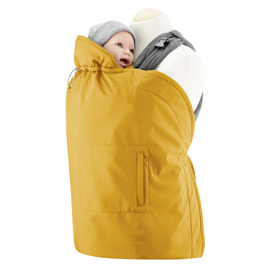 mamalila Softshell Carrying Cover Allround er mustard
