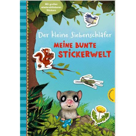 Esslinger Der kleine Siebenschläfer: Meine bunte Stickerwelt