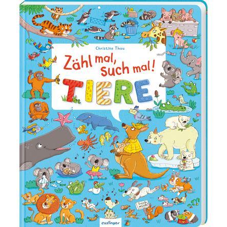 Esslinger Zähl mal, such mal! Tiere