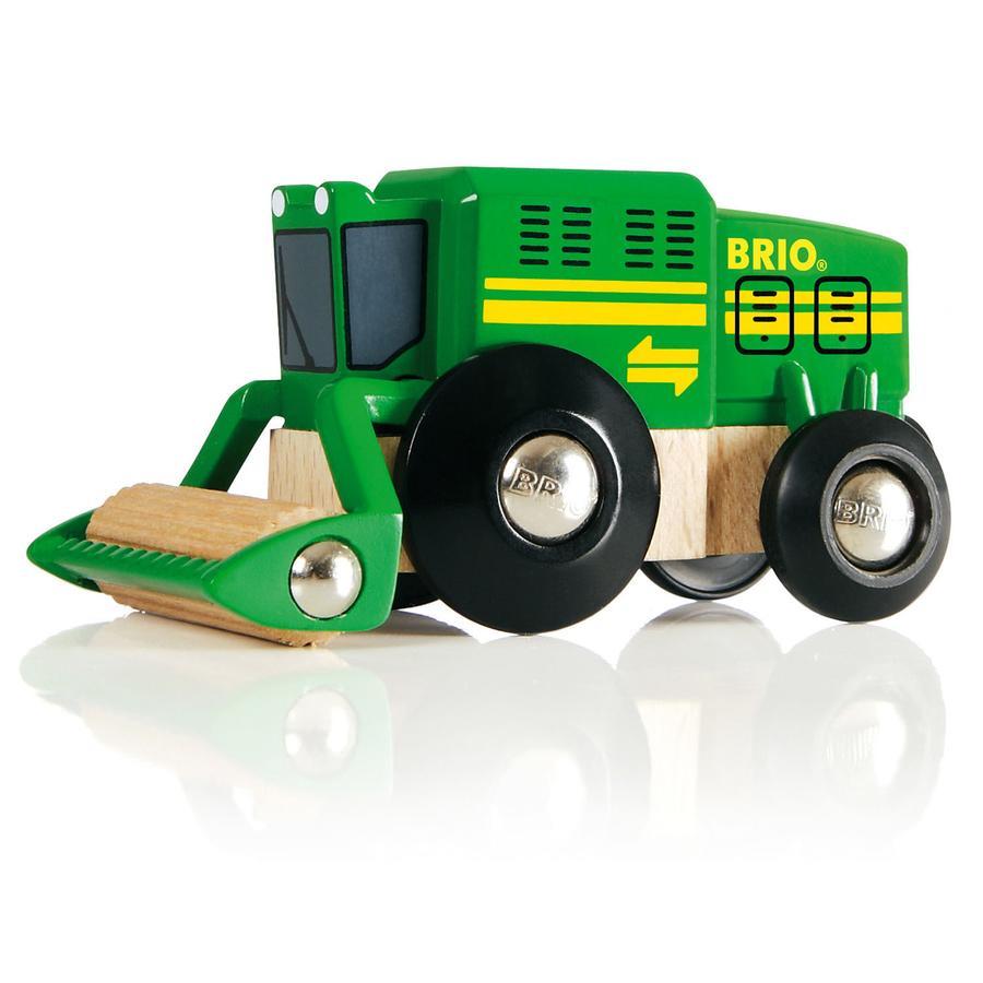 BRIO® WORLD Mähdrescher 33407